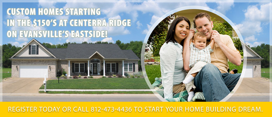 Custom Homes In Centerra Ridge